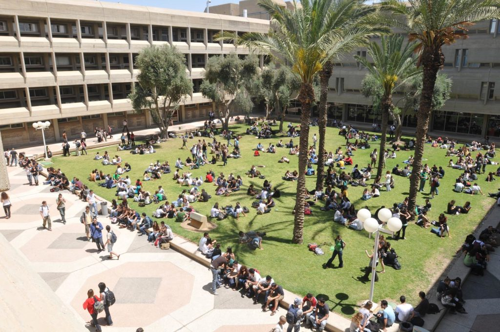 BGU's Marcus Family Campus in Beer-Sheva is an oasis of innovation in Israel's Negev desert.